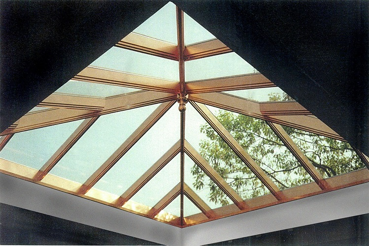 Skylight 6 architectural hi lites for Architectural skylight